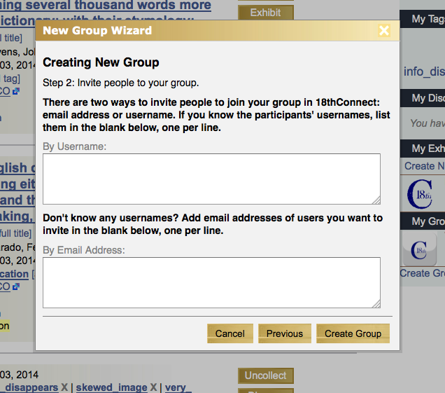 """Figure 5 """"New Group Wizard"""" Step 2"""
